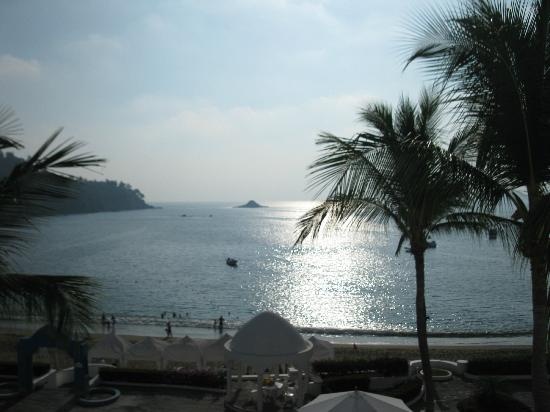 Tesoro Manzanillo: View of the Bay