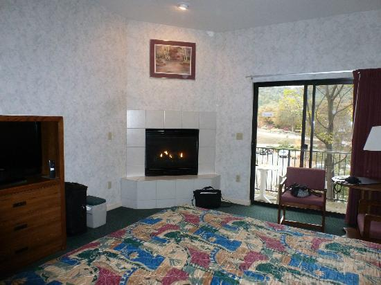 Miners Inn Motel: Beautiful rooms