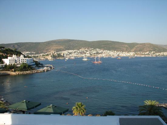 Bardakci Cove: Picturesque