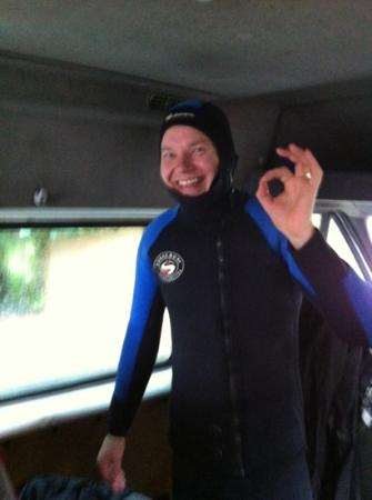 Into The Blue Diving: Aowd passed!