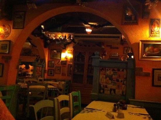 Mirabelle Restaurant: the beautiful Mirabelle