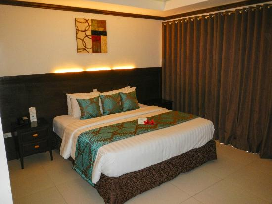 Jony's Beach Resort: nice room - superior deluxe