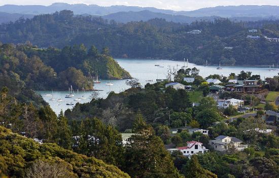 Pukematu Lodge: View from Lodge