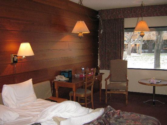 Hotel Gouverneur Rimouski : Needs renovation.