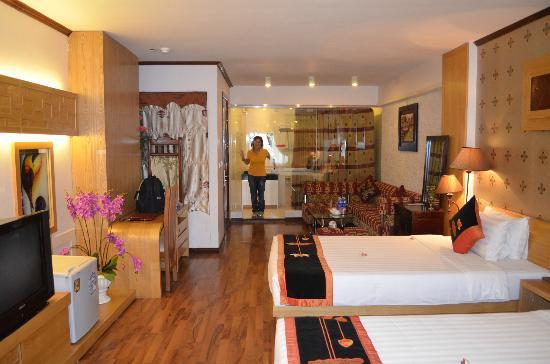 إندوشينا ليجند 2 هوتل: suite 