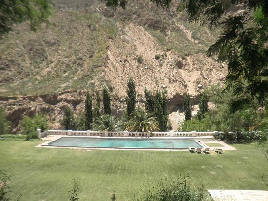 Hotel & Spa Termas Cacheuta: Pileta de natación