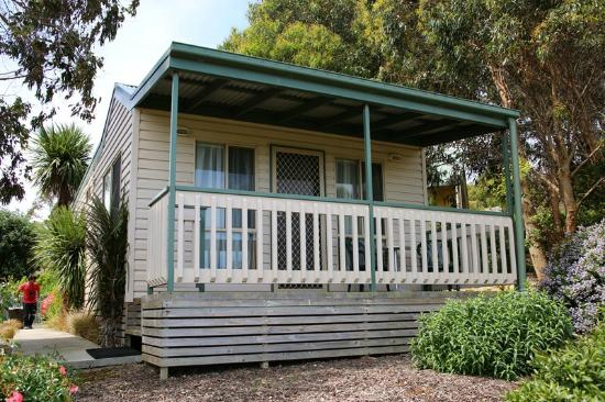 Daysy Hill Country Cottages : Our lovely cabin.