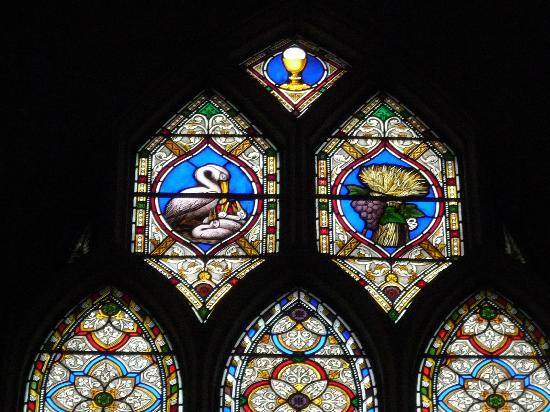 Cathedral of Saint Mary: Window 1