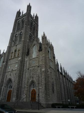 Cathedral of Saint Mary: Exterior 1