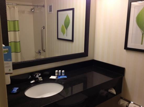 Fairfield Inn & Suites Orlando Lake Buena Vista: vanity