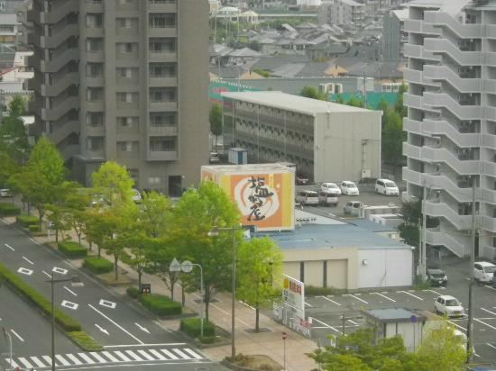Hotel Anesis Seto-Ohashi: city view