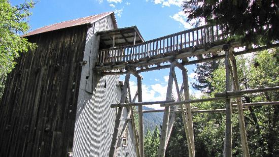 Kentucky Mine Museum: Kentucky Mine Mill