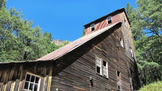 Sierra City, CA: Kentucky Mine Mill