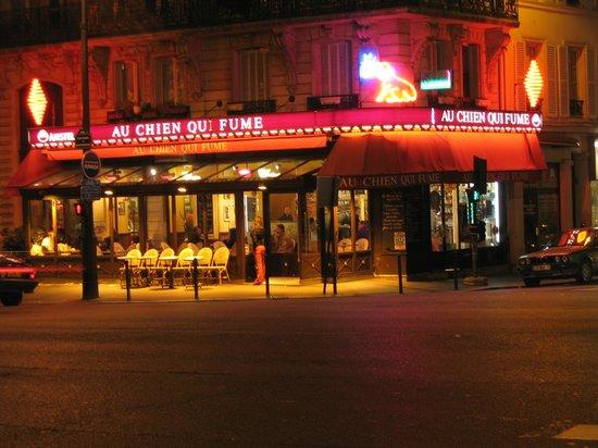 Caf Ef Bf Bd Restaurant Pont Neuf