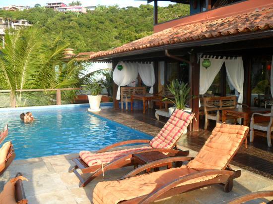 La Pedrera Small Hotel & Spa : Pileta!