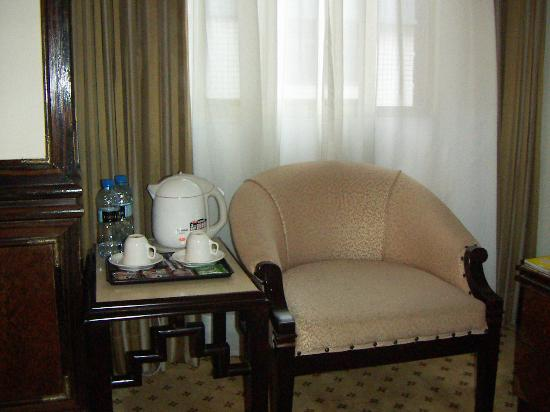 Hotel King's Town Kaohsiung: Business Single Room