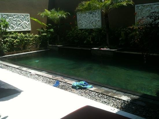 Ajanta Villas: beautiful outdoor pool