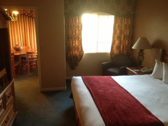 Master Bedroom Picture Of Legacy Golf Resort Phoenix TripAdvisor