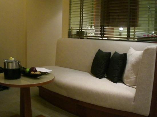 Crowne Plaza Bangkok Lumpini Park: Lounge area