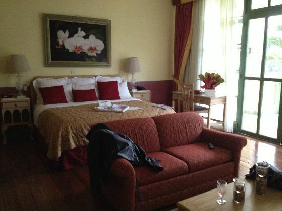 Hotel Casa Turire: Dentro de la habitación