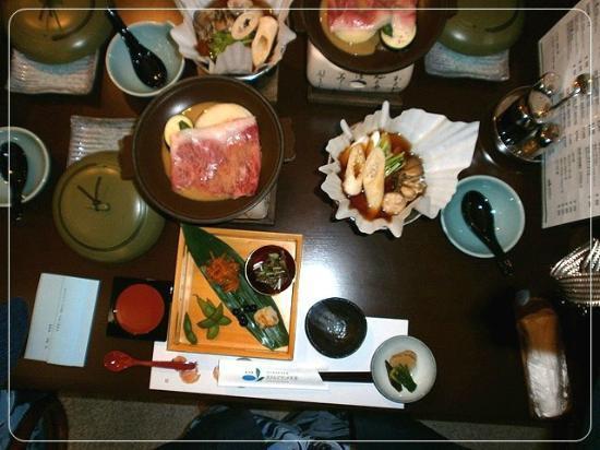 Hotel Grand Tencoo : syokuji