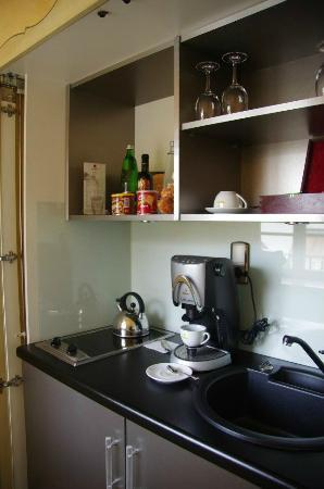 Pachtuv Palace : Kitchenette