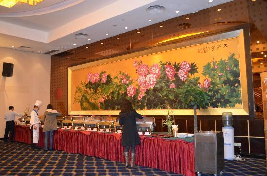 Guang Dong Hotel: 朝食ビュッフェ
