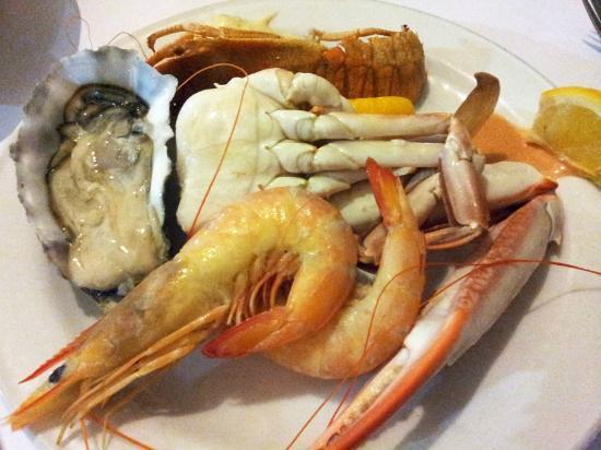 Kani's Restaurant: great seafood