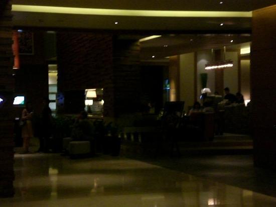 InterContinental Asiana Saigon: Lobby area