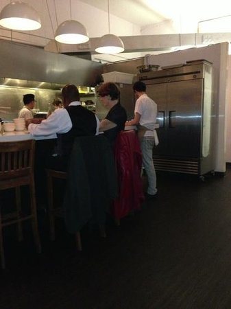 Photo of French Restaurant Alma at 952 South Broadway St., Los Angeles, CA 90015, United States