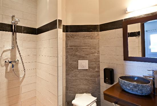 Le Ya'tis : Salle de bain