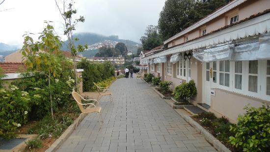 Club Mahindra Derby Green: Resort view