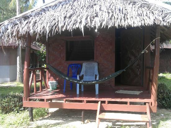 Lanta L.D. Beach Bungalows: Bamboo bungalow