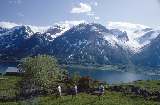 Jostedalsbreen National Park Centre Stryn 2018 All You