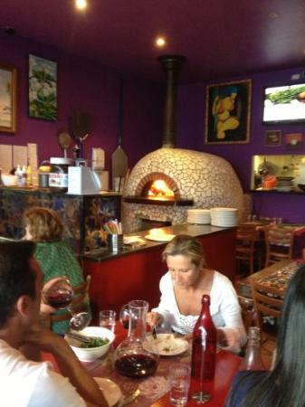 Pizzeria Amici: great atmosphere