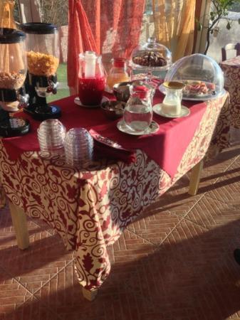 Il Casale Al Lavaggio: colazione