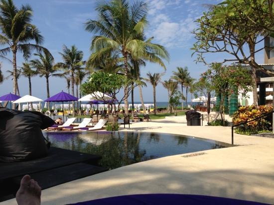 W Retreat & Spa Bali - Seminyak: December 2012