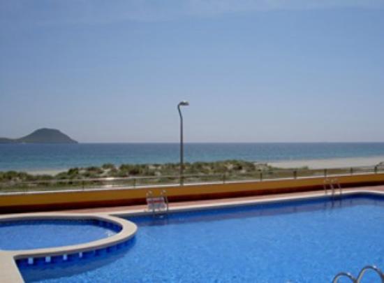 Pool At Playa Principe La Manga