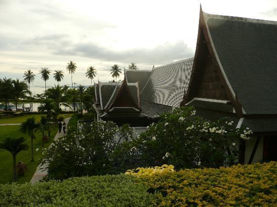Les toits du Spa. Seul service proposé en adéquation avec des prix raisonnables