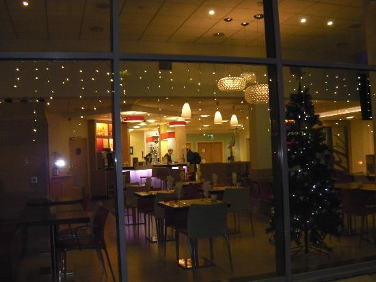 Ibis Manchester Centre Portland Street: Hall dall'esterno