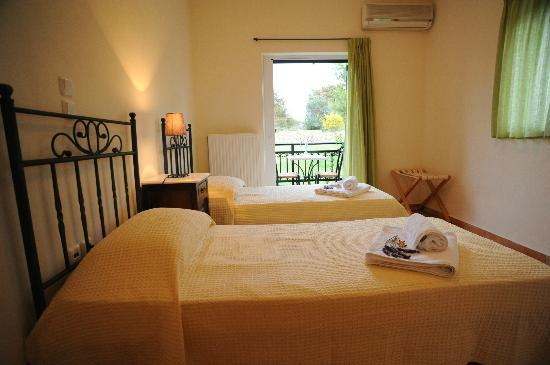 Long View Resort & Spa: double room