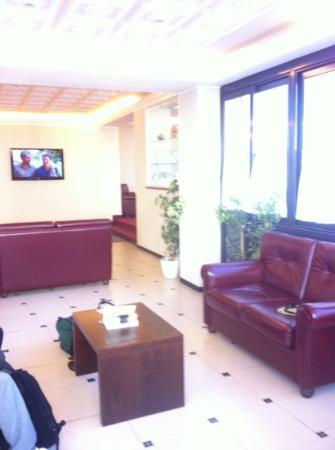Perugino Hotel: ingresso