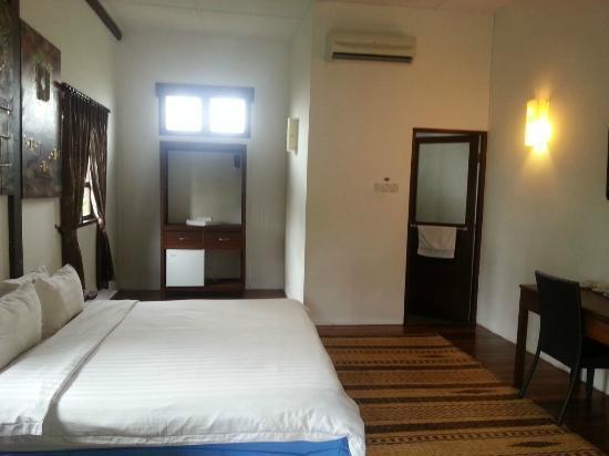 باساجا هوليداي ريزيدنس: guest room