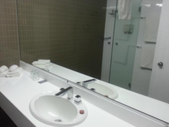 Quality Hotel Bathurst: Bathroom