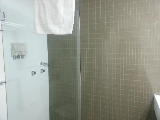 Quality Hotel Bathurst: Shower