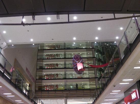 阿戴尔购物中心