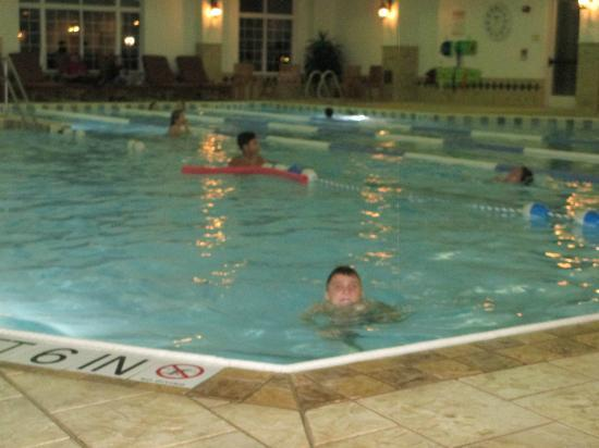 Gaylord Opryland Resort & Convention Center: Indoor Pool