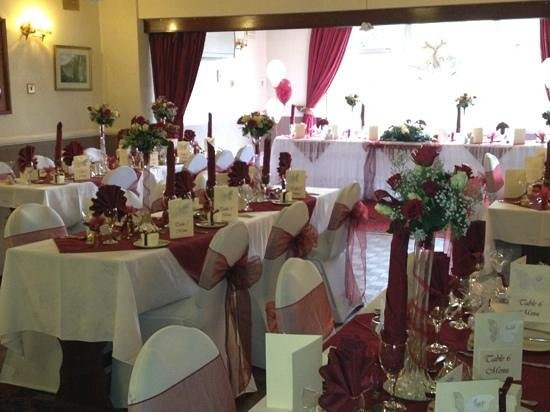 Tregenna Hotel: wedding reception