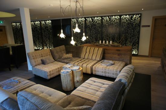 Aspen Alpin Lifestyle Hotel Grindelwald: Lobby