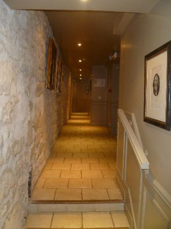 Hotel Albe Bastille: couloir